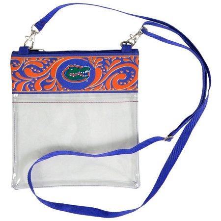 Florida Gators Clear Gameday Crossbody By DESDEN