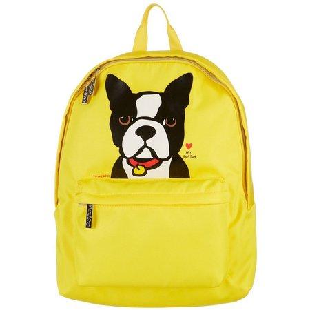 Marc Tetro Boston Terrier Backpack