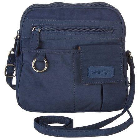 MultiSac North South Crinkle Crossbody Handbag