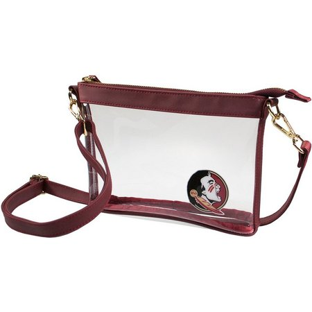 Florida State Crossbody Handbag By CAPRI DESIGNS