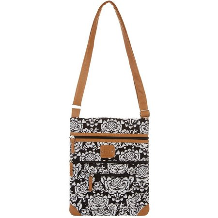 Stone Mountain Lockport Batik Quilted Handbag