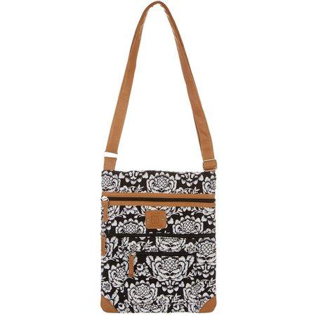 Stone Mountain Lockport Batik Quilted Handbag