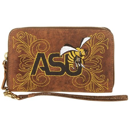 Gameday Boots Alabama State Hornets Wristlet