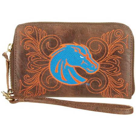 Gameday Boots Boise State Broncos Wristlet