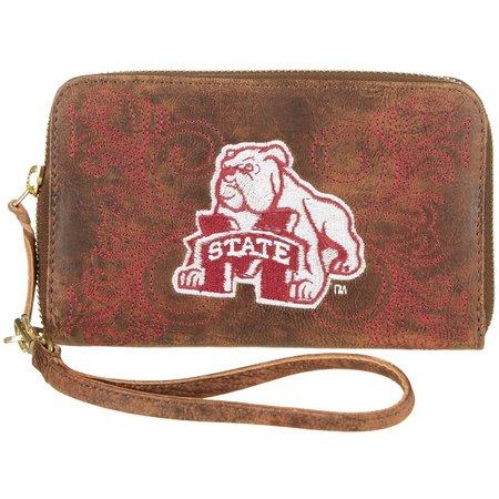 Gameday Boots MSU Bulldogs Wristlet