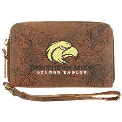 Gameday Boots USM Golden Eagles Wristlet