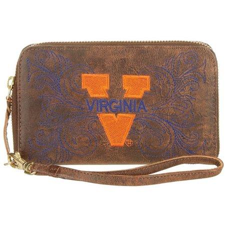 Gameday Boots Virginia Cavaliers Wristlet