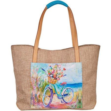 Leoma Lovegrove Beach 'N Ride Beach Bag Tote