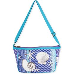 Paul Brent Santa Cruz Shells Crossbody Handbag