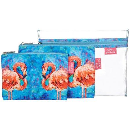 Leoma Lovegrove Belle Cosmetic Bag Set