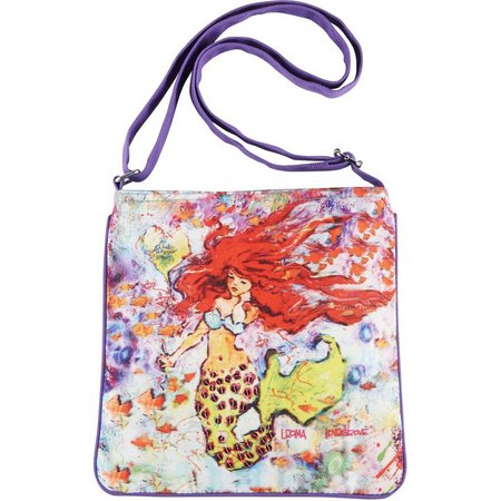Leoma Lovegrove Club Mermaid Crossbody Handbag