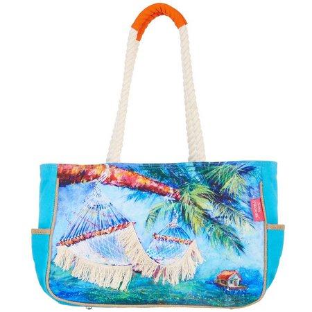 Leoma Lovegrove Take Five Small Beach Bag Tote