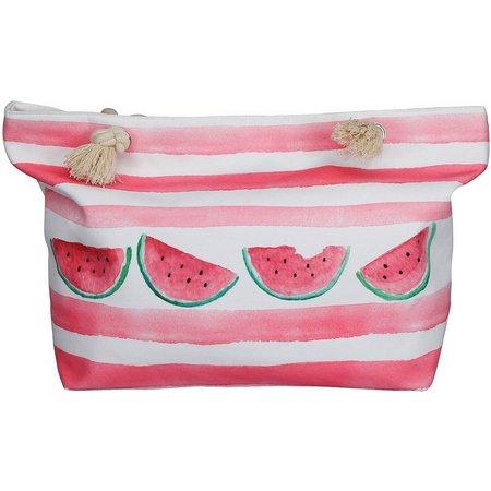 Parade Street Products Beach Break Watermelon Beach Bag