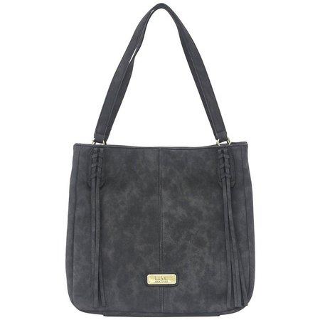 Nicole Miller New York Carter Shopper Tote Handbag