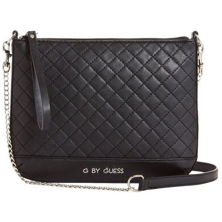 G by Guess Percy Quilted Crossbody Handbag
