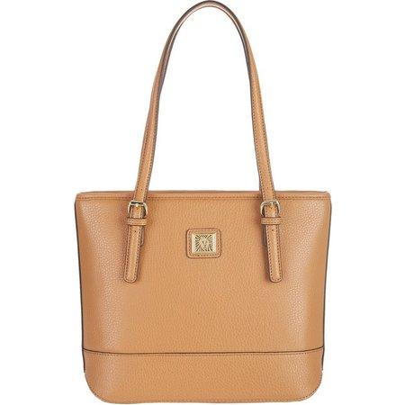 Anne Klein Perfect Tote Stripe Shopper Handbag