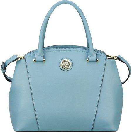 Anne Klein Street Smart Satchel Handbag