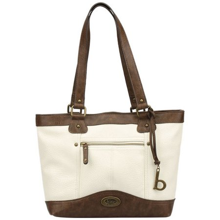 B.O.C. Potomac Power Bank Tote Handbag