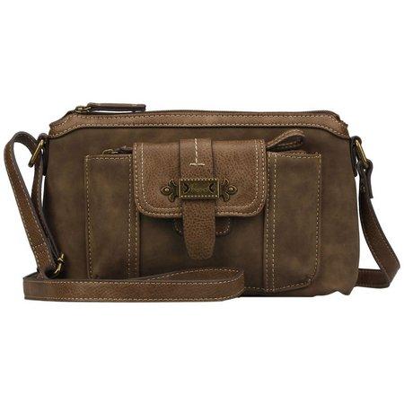 B.O.C. Merrimac Crossbody Handbag & Wristlet