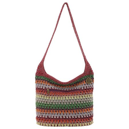 THE SAK Riveria Bohemian Hobo Handbag