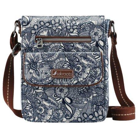 Sakroots Spirit Small Flap Messenger Handbag