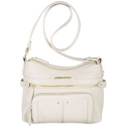 Stone Mountain Nappa Crossbody Handbag