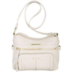 Stone Mountain Nappa Crossbody Handbag