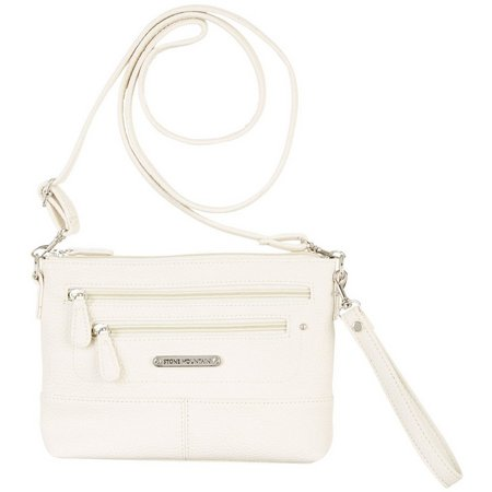 Stone Mountain 3 Bagger All-In-One Solid Handbag