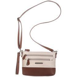 Stone Mountain 3 Bagger All-In-One Tan Handbag