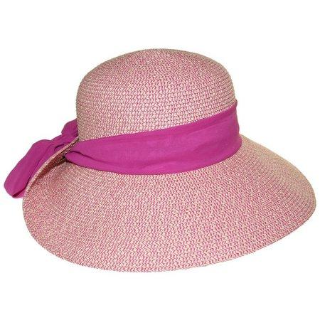 Nine West Womens Packable Tweed Floppy Hat  f0fb10c7e229