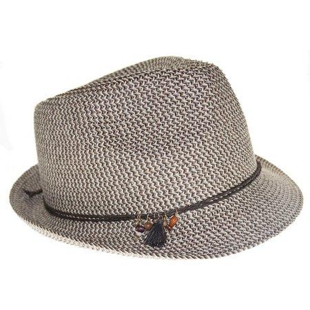 Nine West Womens Fedora Hat