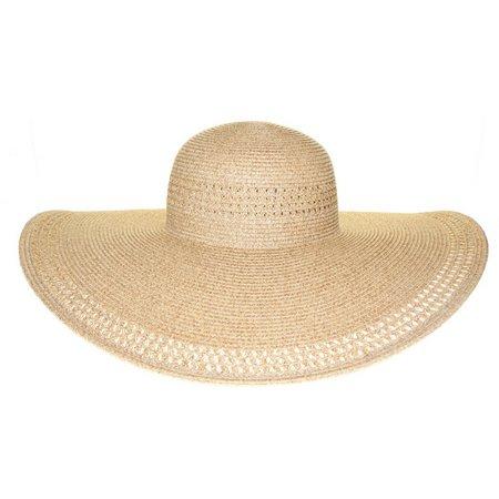 Nine West Womens Super Floppy Hat