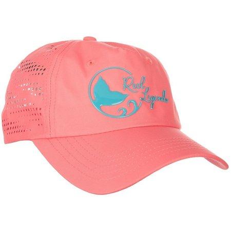 Reel Legends Womens Sugar Coral Laser Cut Hat