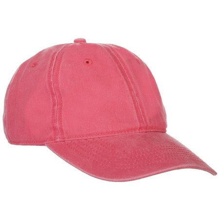 David And Young Womens Solid Vintage Baseball Hat