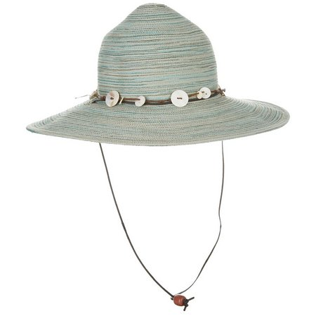 Sun Day Afternoons Womens Caribbean Hat