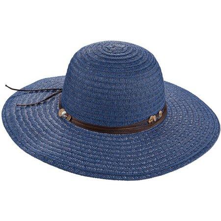 Capelli Womens Wide Brim Sun Hat