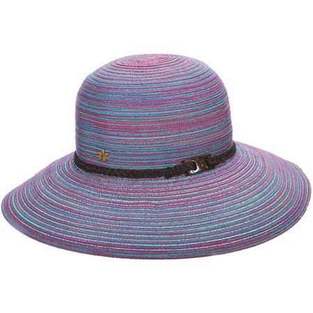 Capelli Womens Big Brim Sun Hat
