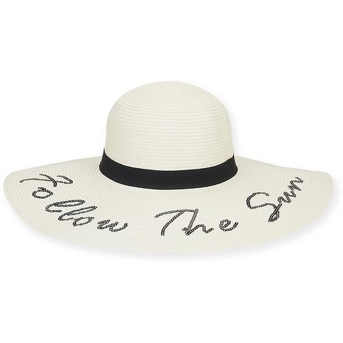 c99217b7f22 Sun N  Sand Womens Follow The Sun Floppy Hat
