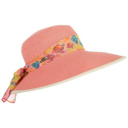 Leoma Lovegrove Womens Fish Called Calda Hat