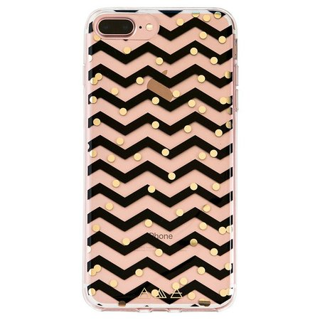 ANKIT Dots Chevron Phone Case