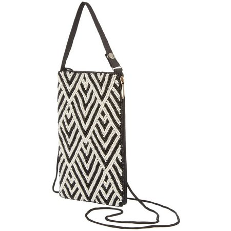 Bamboo Trading Co. Arrowhead Crossbody Bag