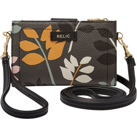 Relic Dylan Floral Multifunction Wallet