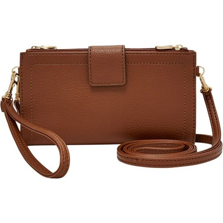 Relic Dylan Checkbook Crossbody Handbag