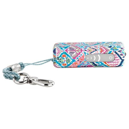 New! Sakroots Printed Power Bank