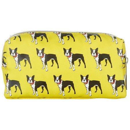 Marc Tetro Boston Terrier Pencil Case Zipper Pouch