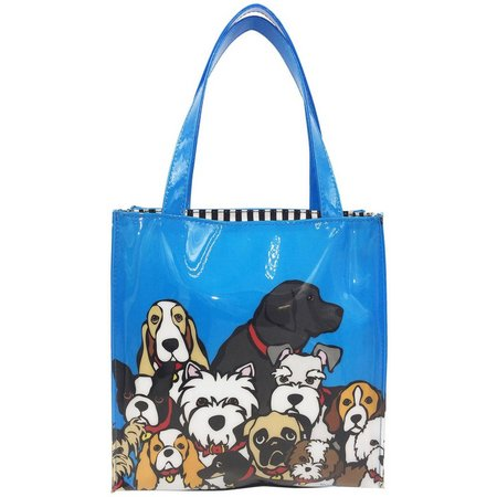 Marc Tetro Dogs Lunch Tote Bag