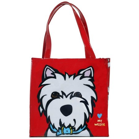 Marc Tetro Westie Lunch Tote Bag