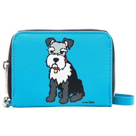 Marc Tetro Schnauzer Small Wallet