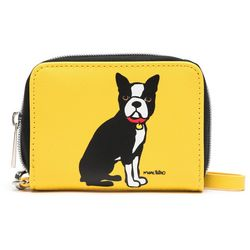 Marc Tetro Boston Terrier Small Wallet