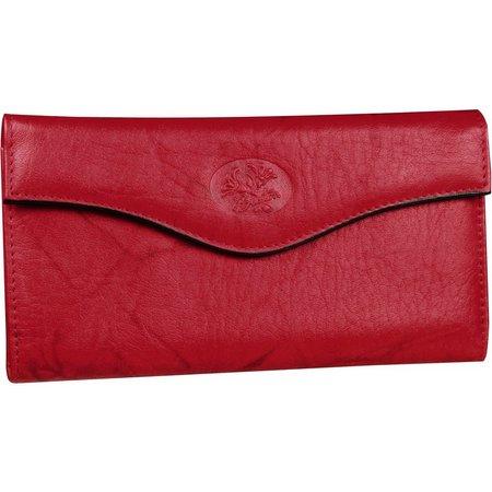Buxton RFID Organizer Clutch Wallet